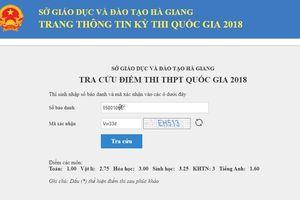 Sau vụ điểm thi ở Hà Giang, xem kỹ, đừng để đá 'gian lận'