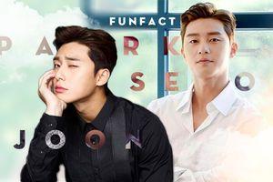Park Seo Joon: Chàng 'Phó tổng' ấm áp, hay khóc và tự hào tuyệt đối về… vòng ba của mình