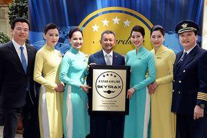 Vietnam Airlines với mục tiêu vươn tầm '5 sao'