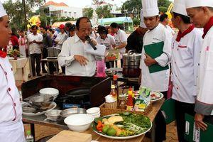 Phong phú món ngon miền biển tại không gian Ẩm thực, đặc sản Bình Thuận