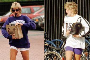 Xu hướng thời trang được Công nương Diana lăng xê từ năm 1995