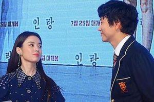 Sao nữ 'Dong Yi' và tài tử gia thế thân thiết sau nghi vấn hẹn hò