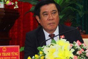 Bí thư Bình Định 'truy' trách nhiệm DN ngang nhiên đổ đất lấn đầm