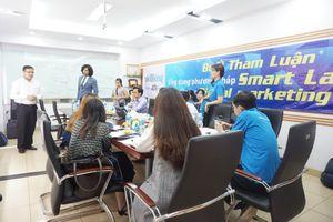Ứng dụng SmartLab Plus - Hướng mới trong đào tạo Digital Marketing