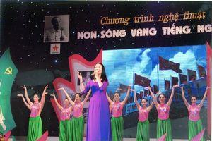 Hồng Hạnh với những ca khúc tri ân liệt sĩ