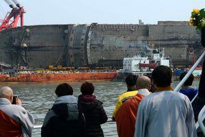 Tòa án Hàn Quốc tuyên nhà nước phải bồi thường vụ chìm phà Sewol