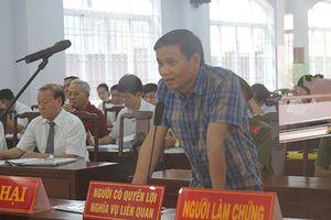 Xét xử vụ Công ty An Khang (Vũng Tàu): Hoãn phiên tòa, trả hồ sơ điều tra lại