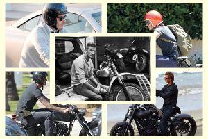 Mê xe đúng chất 'quý ông' và đẳng cấp như David Beckham