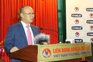 LĐBĐ Việt Nam chính thức công bố danh sách tuyển U.23 tham dự ASIAD 18