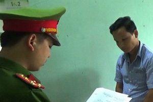 Hà Giang: Khởi tố, bắt tạm giam một công chức