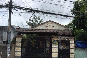 Trụ sở công ty tài trợ cho lãnh đạo Bình Thuận đi nước ngoài 'cửa đóng then cài'