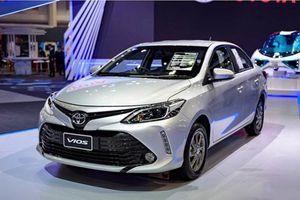 Chưa bán ra tại Việt Nam, Toyota Vios 2018 bổ sung 2 phiên bản mới ở Philippines