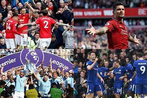 BXH ứng viên vô địch Premier League 2018/2019: Liverpool qua mặt MU