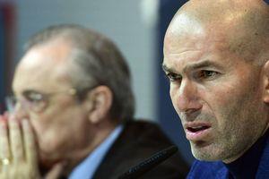 Từ Zidane đến 50 ngày điên rồ ở Real Madrid