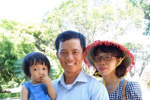 Vượt khó, nâng niu hạnh phúc gia đình