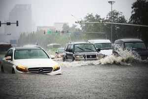 Kiến thức cơ bản khi lái ôtô mùa mưa bão ở Việt Nam