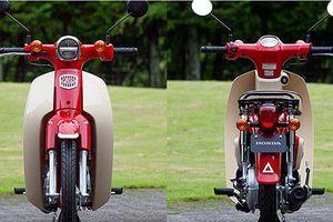 Xe máy Honda Super Cub phiên bản đặc biệt giá 57 triệu đồng