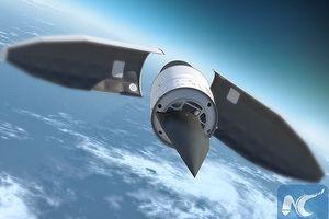 Bộ Quốc phòng Nga công bố video thử nghiệm tên lửa mới nhất Avangard