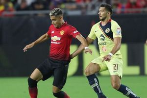 Cận cảnh Manchester United hòa nhọc nhằn trước Club America