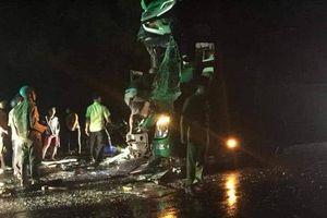 Đắk Lắk: Tai nạn xe khách, 24 người cấp cứu