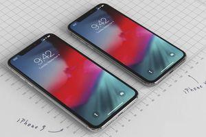 iPhone 9 giá rẻ sắp ra mắt sẽ có phần viền xấu hơn iPhone X rất nhiều