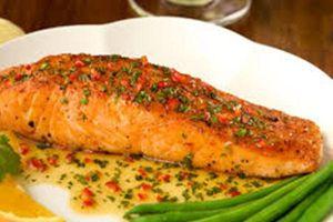 Cách chế biến các món ăn từ cá hồi cho bà bầu, con sinh ra thông minh vượt trội