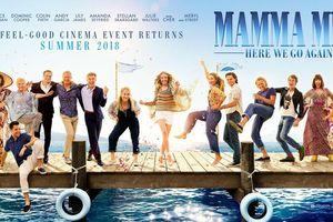 Đón chờ gì ở bữa tiệc âm nhạc 'Mamma Mia!: Yêu lần nữa'?