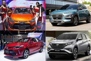 Những mẫu ô tô mới sắp được giới thiệu tại Việt Nam