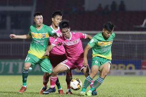 Cần Thơ 'tự bắn' vào chân, Sài Gòn thắng trận chung kết ngược