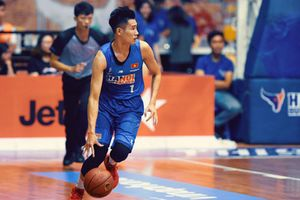 Đinh Tiến Công - nhân tố chứng minh nguồn nội lực bóng rổ Việt