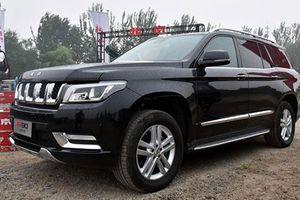 SUV Tàu - Beijing Auto BJ90 mượn động cơ Mercedes giá 2,7 tỷ