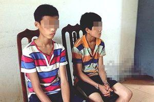 Hà Giang: Bắt giữ 2 'sát thủ' nhí lạnh lùng giết người cướp của