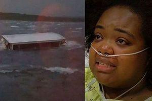Lời kể nạn nhân mất 9 người thân trong thảm họa lật tàu