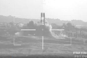 Xe tăng Israel như 'hổ thêm cánh' với trí tuệ nhân tạo