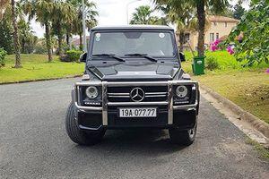 Mercedes-Benz G63 giá 7,3 tỷ biển 'tứ quý' 7 tại Phú Thọ
