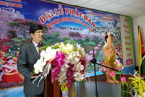 Cộng đồng người Việt tại Mozambique hân hoan tổ chức Đại lễ Phật Đản