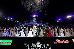 25 thí sinh phía Bắc dự Chung kết Hoa hậu Việt Nam 2018