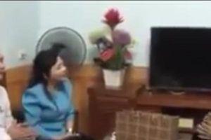 Video Bộ trưởng bộ Y tế hát bài 'Người con gái sông La'