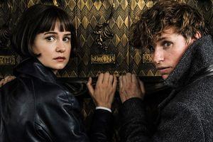 'Sinh vật huyền bí: Tội ác của Grindelwald' tung trailer mãn nhãn