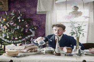 Ảnh màu hiếm cuộc sống ở Nga đầu thế kỷ 20