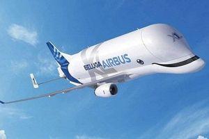 Tận mục máy bay cá voi khổng lồ Airbus vừa ra mắt