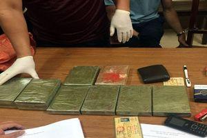 Hải quan Quảng Ninh phối hợp bắt 2 vụ ma túy