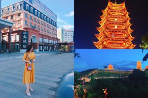 Trọn bộ kinh nghiệm 'vượt biên' sang Hà Khẩu thăm công viên ánh sáng đẹp lung linh