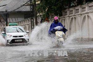 Thời tiết 23/7: Nhiều vùng ở Bắc Bộ vẫn ngập úng, nguy cơ lũ quét, sạt lở đất