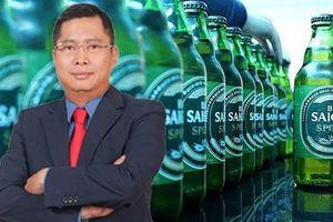 Ông Nguyễn Thành Nam mất liền 2 chức tại Sabeco