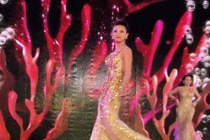 Thí sinh Hoa hậu Việt Nam đi catwalk như tập dưỡng sinh khiến dân mạng cười 'không nhặt được mồm'