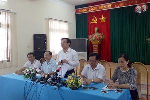 Phát hiện sai phạm nghiêm trọng trong chấm thi THPT quốc gia ở Sơn La