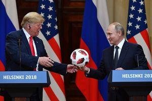 TT Trump tiết lộ điều ông 'từ bỏ' trước đồng cấp Putin