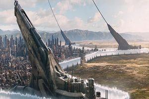 Alita: Bom tấn của đạo diễn Avatar tung trailer nghẹt thở