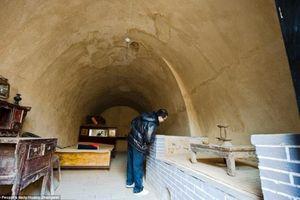 Bí ẩn làng cổ 4.000 năm dưới lòng đất ở Trung Quốc